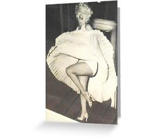 MISS MONROE'S UNDEE'S Greeting Card
