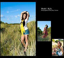 January 2010 Model Kyla by Mark Elshout