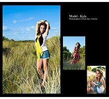 January 2010 Model Kyla Photographic Print