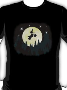 Night Riding - A Motocross Love Story T-Shirt