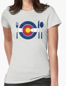High Altitude Cookin - Colorado Womens Fitted T-Shirt