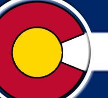 High Altitude Cookin - Colorado Sticker
