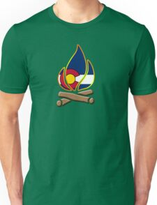 Colorado Campfire Unisex T-Shirt