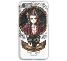 The Flower Girl (FF7) iPhone Case/Skin