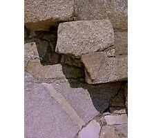 Blocky Photographic Print