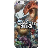 Amongst Geeks Phone Case iPhone Case/Skin