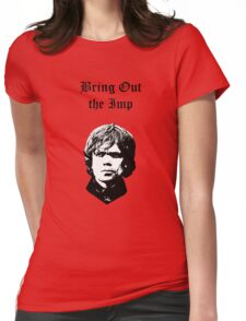 Bring Out the Imp Womens Fitted T-Shirt