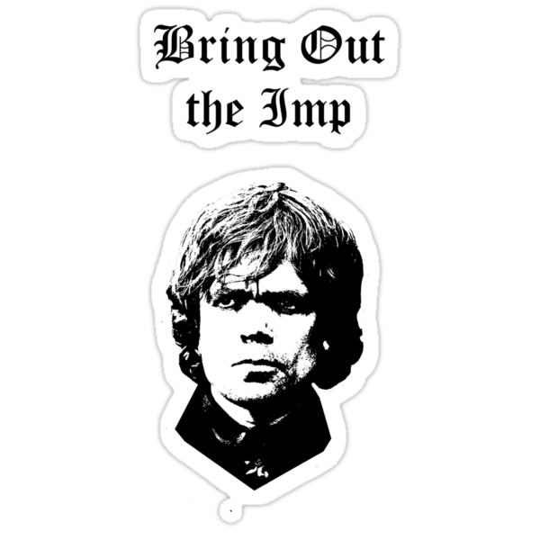 Bring Out the Imp by bassdmk
