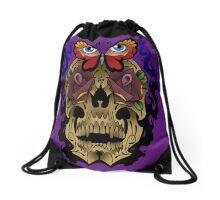 ButterSkull Drawstring Bag