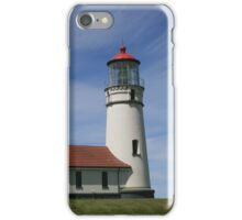 Cape Blanco Lighthouse, Port Orford, Oregon iPhone Case/Skin