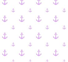 Lilac Anchors by ImageNugget