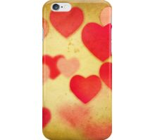 love love iPhone Case/Skin