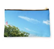 Clear blue Jersey skies Studio Pouch