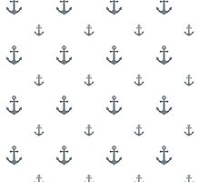 Cool-Gray Anchors by ImageNugget