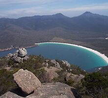 Wineglass Bay, Tasmania by Glen Sheppard