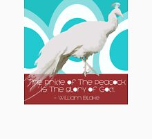 Pride of the Peacock - William Blake Unisex T-Shirt