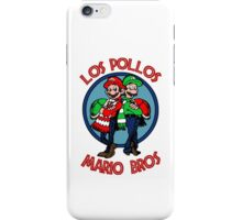 Los Pollos Mario Bros iPhone Case/Skin