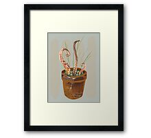 Souvenir From The Ocean Framed Print