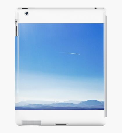 Hazy Hills iPad Case/Skin