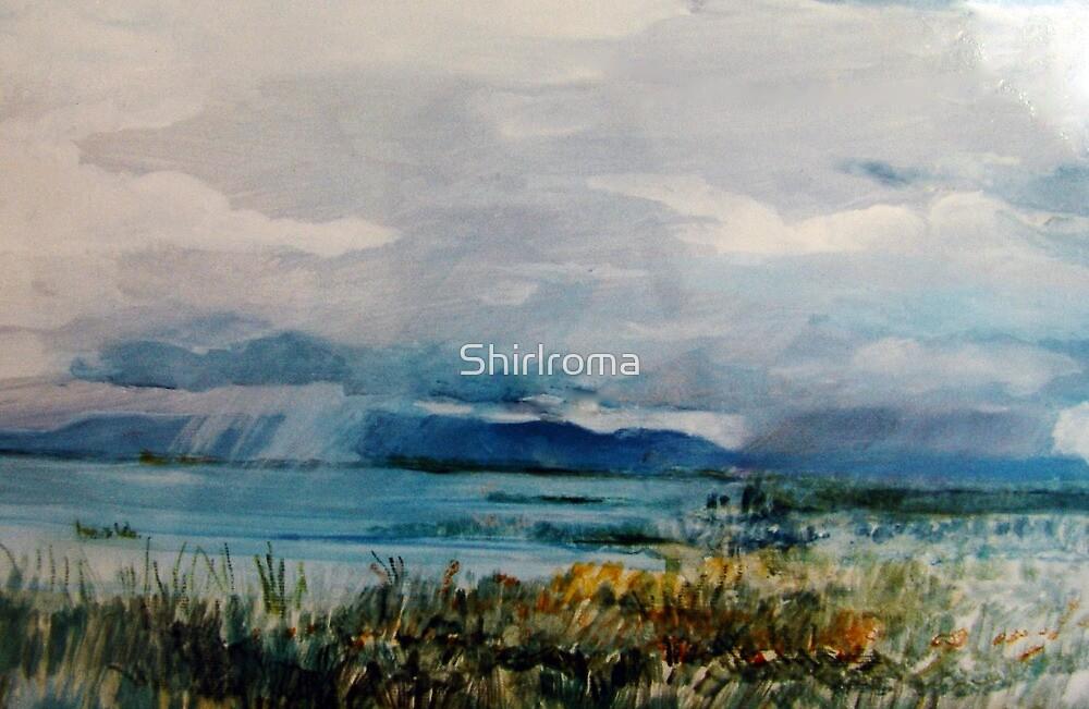Lake Chirwa Malawi by Shirlroma