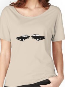 vintage 70´s cars Women's Relaxed Fit T-Shirt
