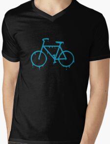 air brush bike Mens V-Neck T-Shirt