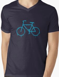 air brush bike Mens V-Neck T-Shirt