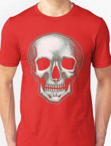 The Best Skull in the World, EVER! (dark) Unisex T-Shirt