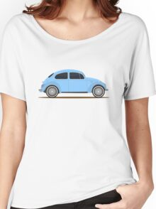 blue bug Women's Relaxed Fit T-Shirt