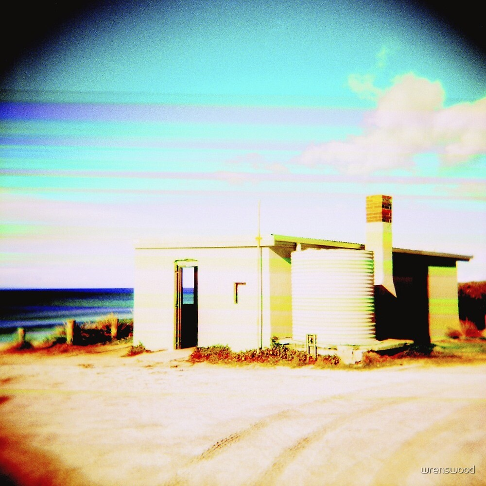 East Coast Beach Shack by wrenswood
