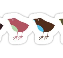 birds Sticker