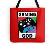 Gaming God Tote Bag