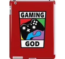 Gaming God iPad Case/Skin