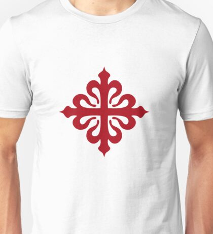 calatravas cross Unisex T-Shirt