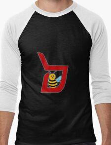 Block B BBCs Men's Baseball ¾ T-Shirt