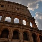 Colosseum, Rome by Cathy Cormack