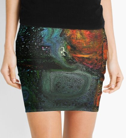 Gravity Crusades Mini Skirt