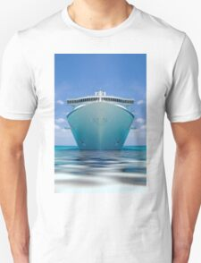 cruise ship IV Unisex T-Shirt