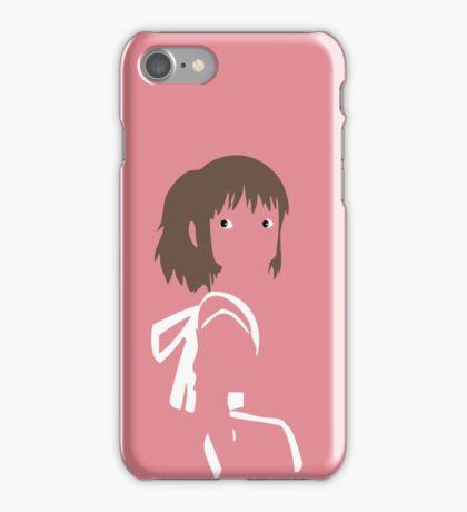 Chihiro Ogino iPhone Case/Skin