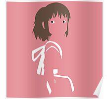 Chihiro Ogino Poster