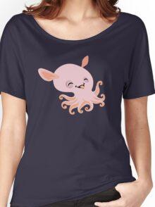 Cute: Dumbo Octopus Women's Relaxed Fit T-Shirt
