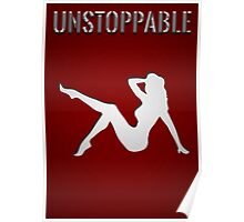 unstoppable, woman Poster