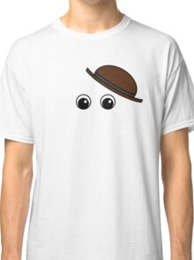 Invisible Hat Man Classic T-Shirt