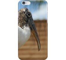 Wood Stork iPhone Case/Skin