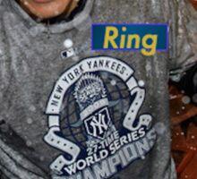305 Ring Sticker