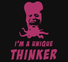 Mighty Boosh - Tony Harrison - Unique Thinker