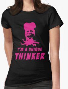 Mighty Boosh - Tony Harrison - Unique Thinker Womens T-Shirt