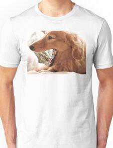 Goldie Yawn Unisex T-Shirt