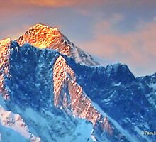 Mount Everest by Pam Moore