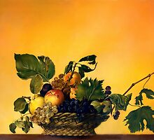 """Basket of Fruit"" by Anna Miarczynska"